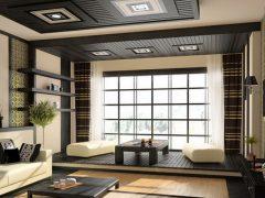 Дизайн интерьера узкой длинной комнаты